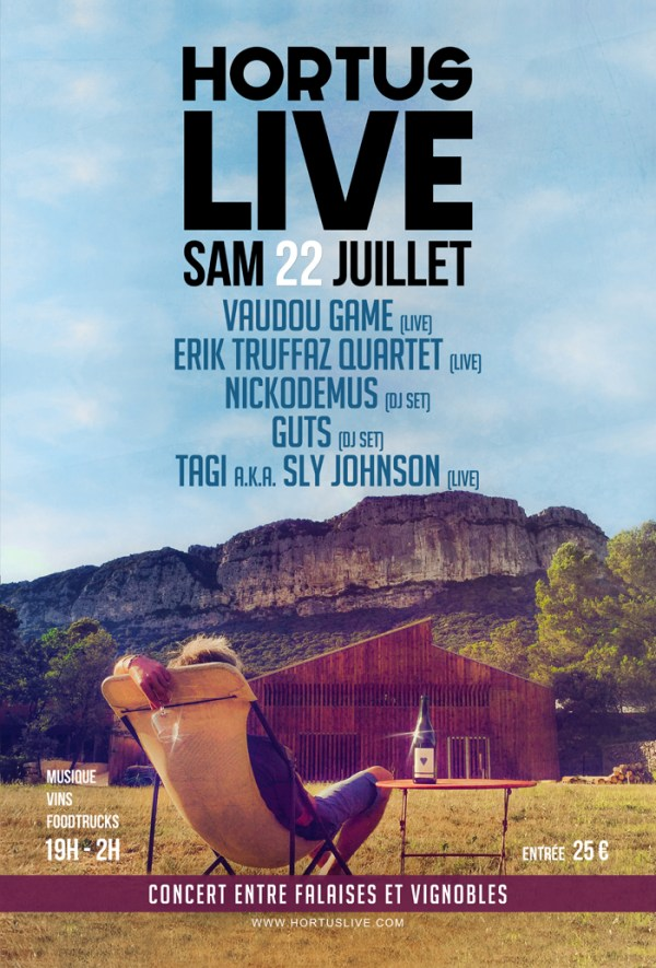 Hortus Live 2017