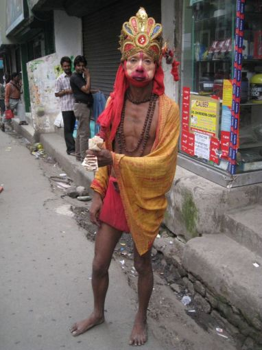 Indischer Dadaist