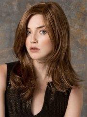 elegant hairstyles thick