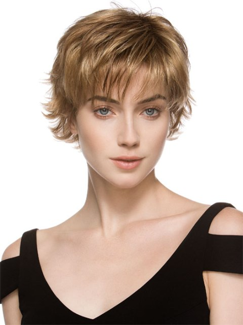 Short Hairstyles For Oval Faces And Thin Hair Fusion Hair