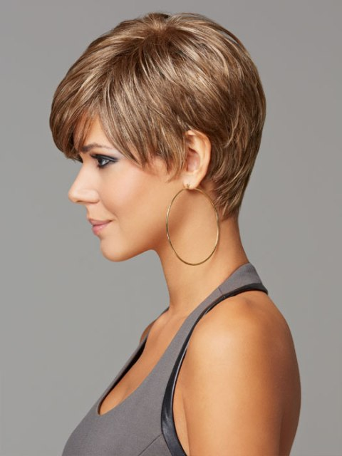 Short Haircuts For Square Faces And Thin Hair | Cosmetik.co