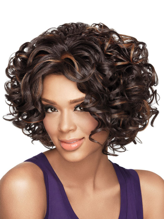 15 Short Hair Styles for Curly Hair  Olixe  Style Magazine For Women