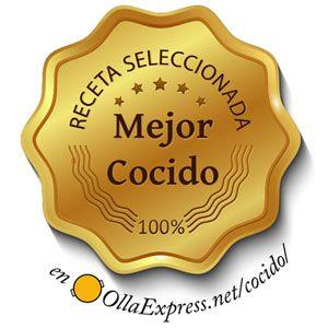 Cocido en Olla Express paso a paso [con vídeos, infografía y las 50 mejores recetas]