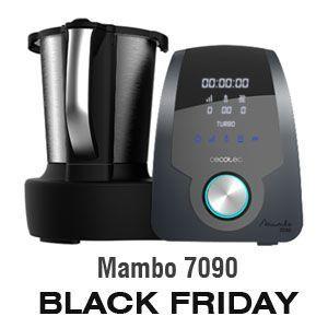 Robot de cocina Mambo 7090 oferta BLACK FRIDAY 2019