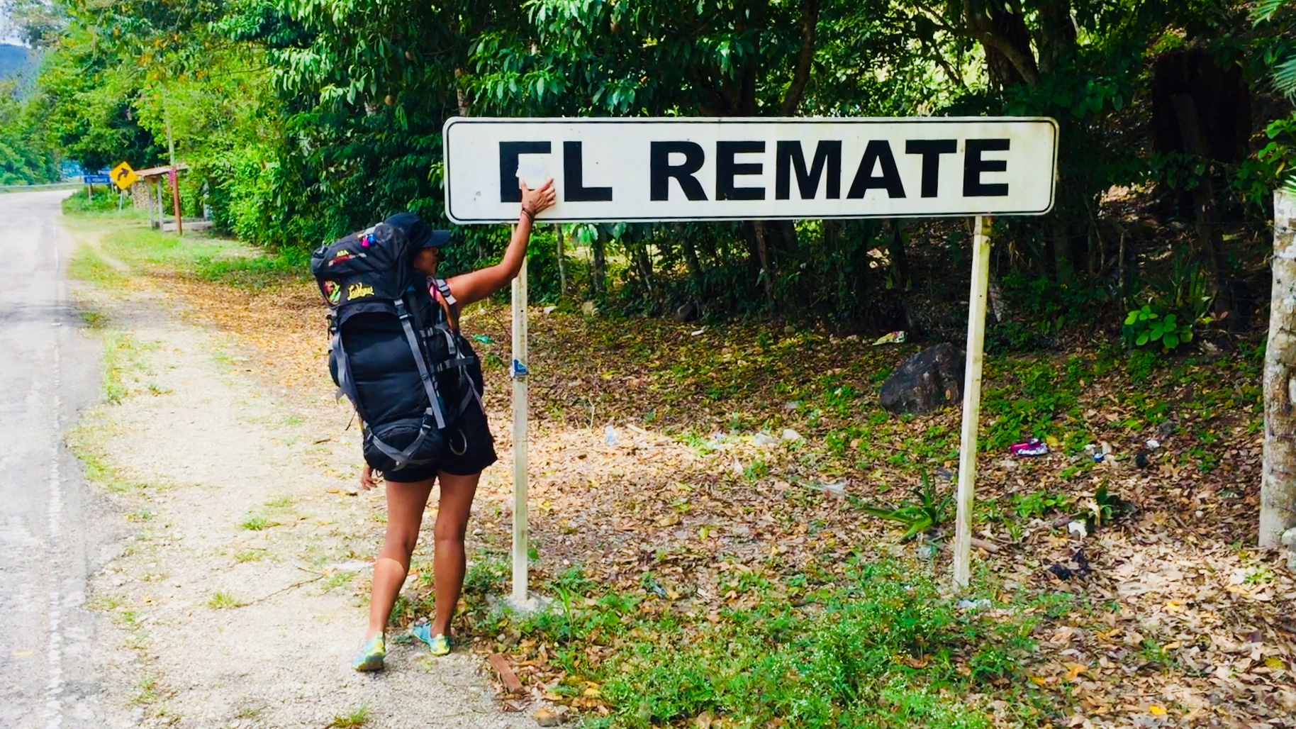 "Belize into Guatemala – a ""crossing the border"" experience"