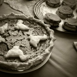 Grandmother's pie