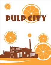 Pulp city cover