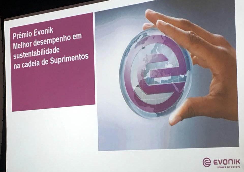 Participação no Workshop de Sustentabilidade cliente Evonik