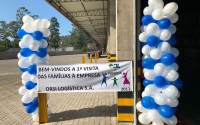 Visita das Famílias a Empresa – Unidade Juiz de Fora/ MG –   16 de dezembro de 2017.