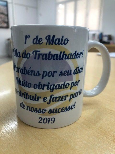 Celebrando o Dia do Trabalho 2019