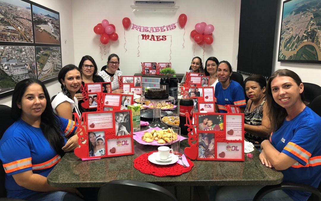 Dia das Mães OL: Celebrando o amor
