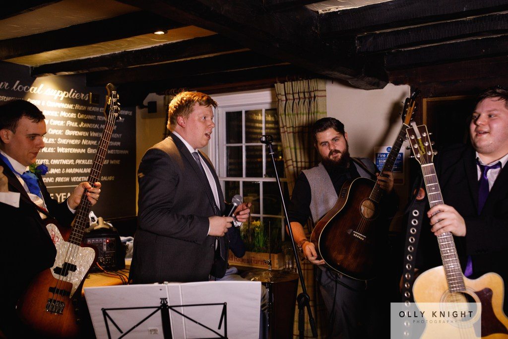 Chris & Tarnia's Wedding at The Ferry House Inn
