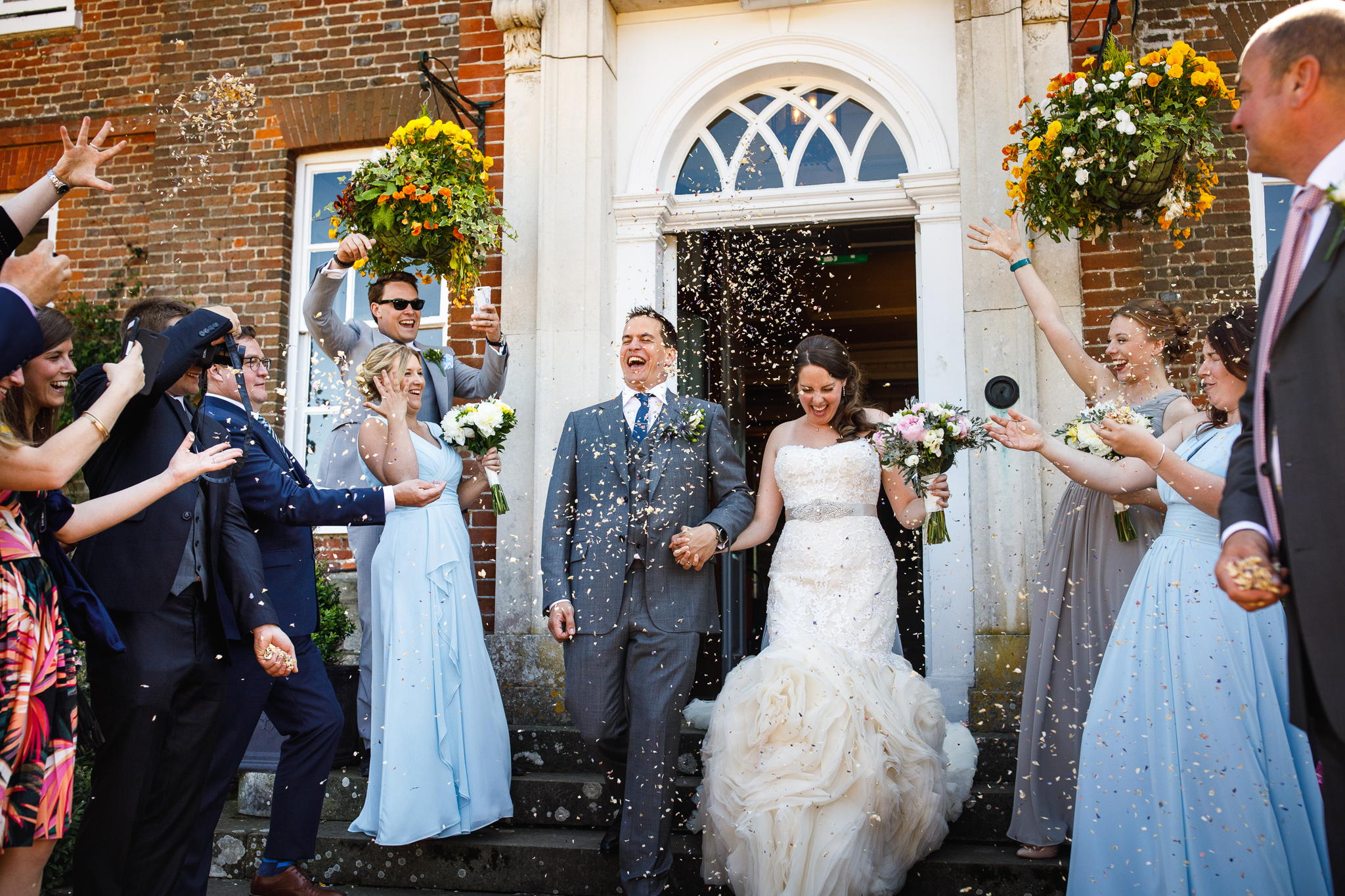 Shay & Laura's Wedding at Chilston Park