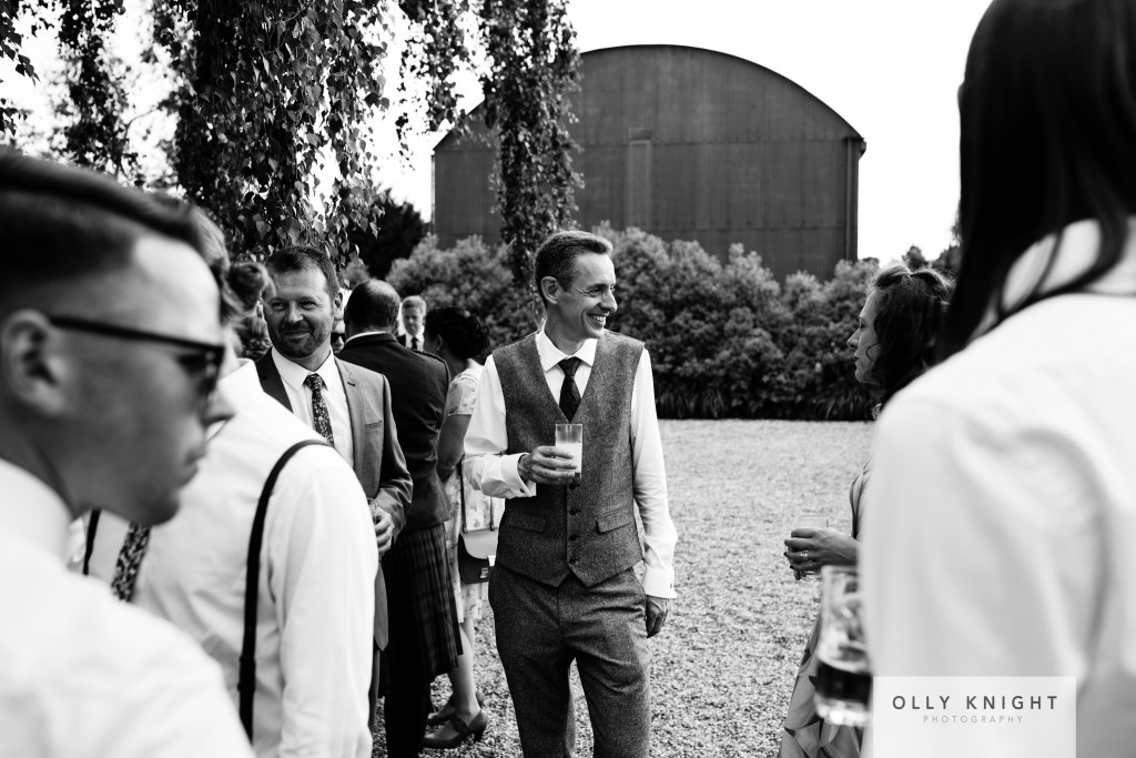 Dan & Sarah's Wedding at St Marys Church in Chartham