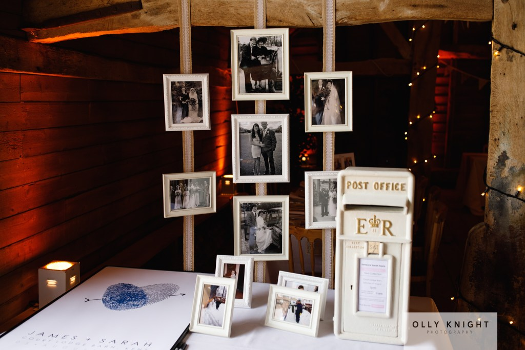 James & Sarah's Wedding at Court Lodge Barn