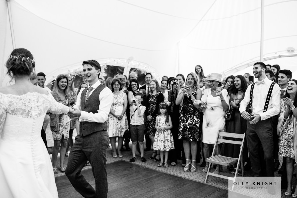 Lucas & Kathryn's Wedding at Knepp Castle Estate