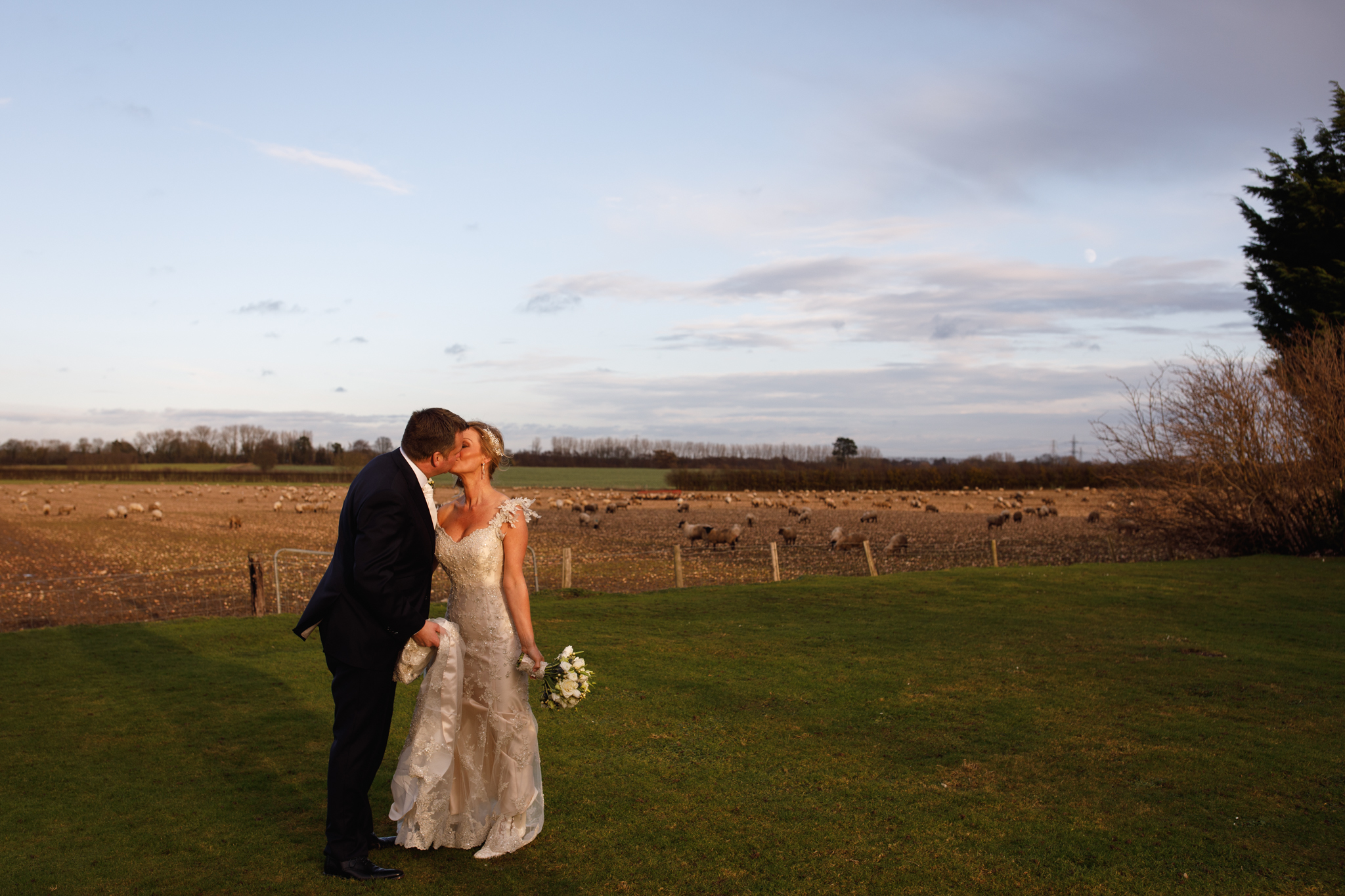 Robbie & Kelly's Wedding at Winters Barns
