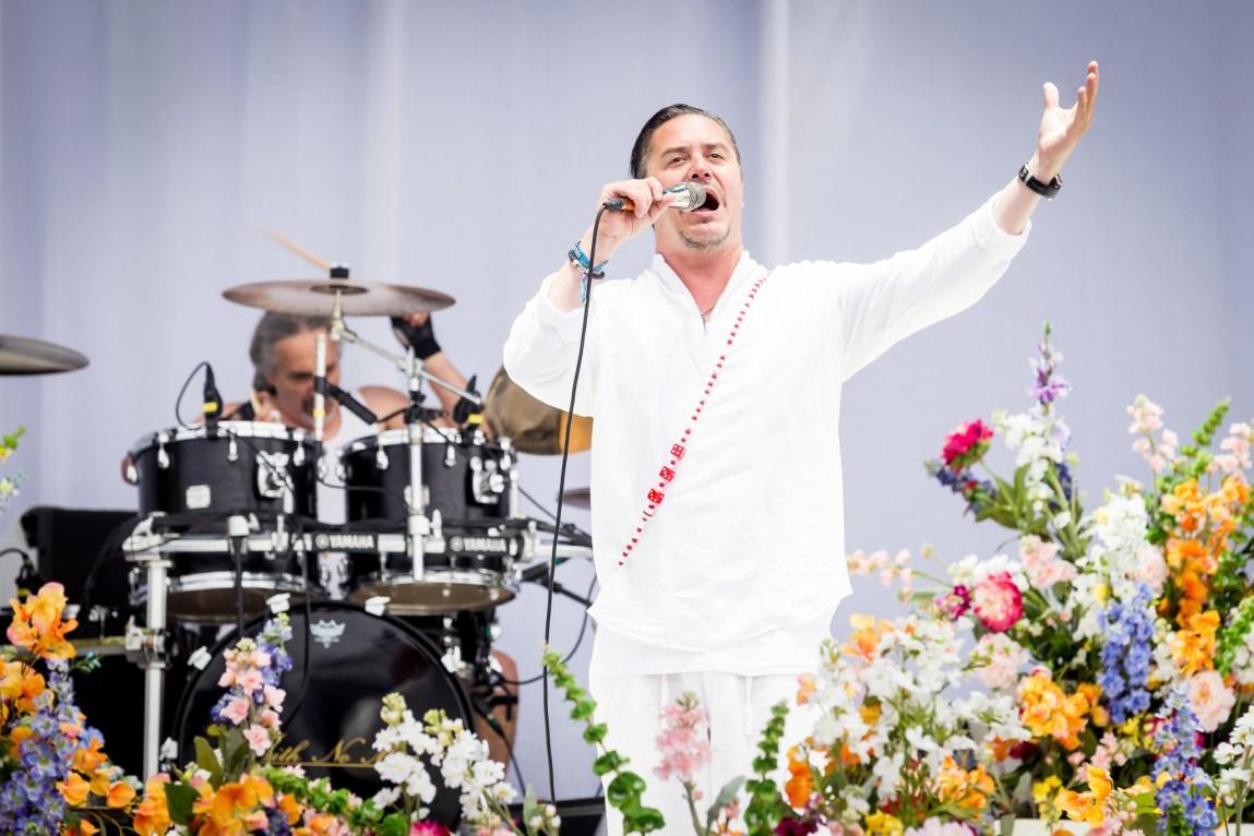 Faith No More at Download Festival, Britain,13th June 2015