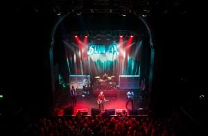 Sum 41 Live in Birmingham