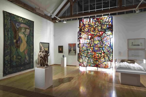 Museum Of Modern Art - Muzeum Um