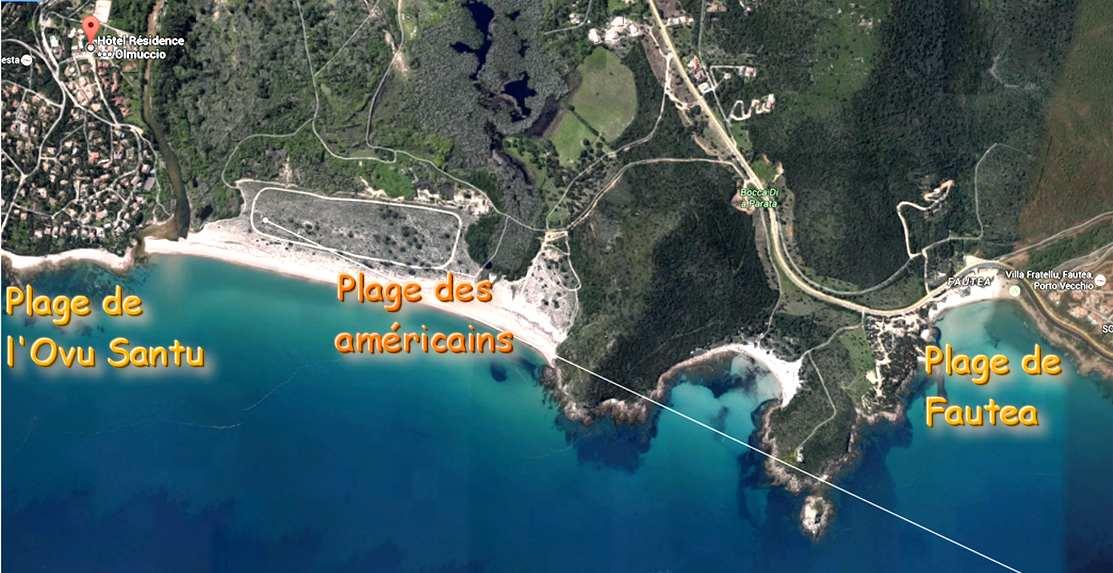 OLMUCCIO les plages