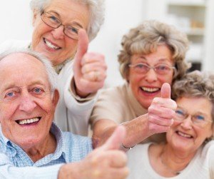 Learn about a few important oral care tips for senior citizens.
