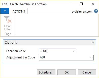 Create-Warehouse-Location-Dynamics-NAV