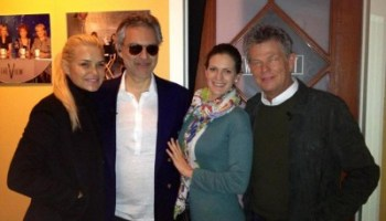 Full Video: Andrea Bocelli - David Foster at Lake Las Vegas