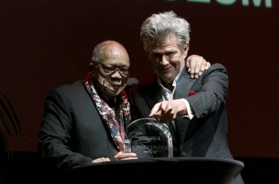 David Foster Quincy Jones Award Grammy Museum 2017