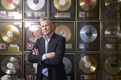 David Foster golden records
