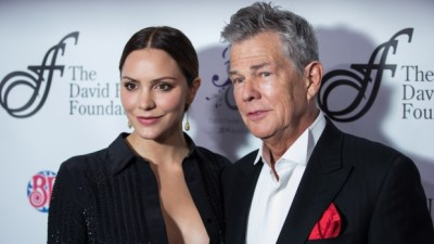 David Foster retired Donald Trump Katharine McPhee