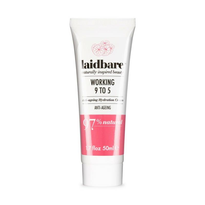 Laidbare Working 9 to 5 Anti-Ageing Hydration Cream - Kosteusvoide