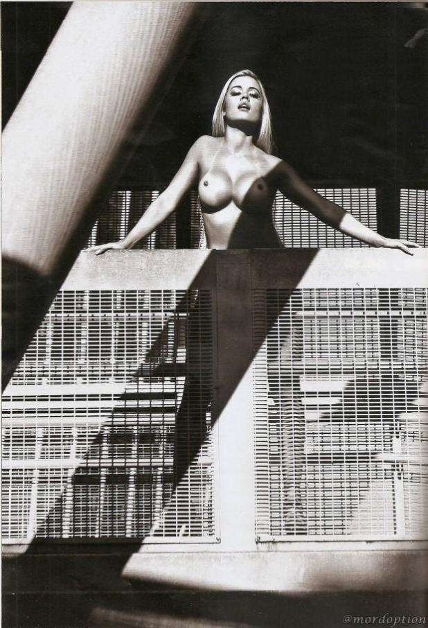 Playboy Aryane - A delícia do Pânico na TV