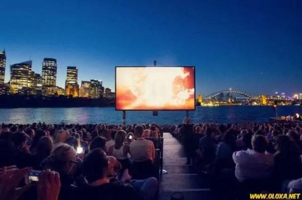 Conheça os deslumbrantes cinemas pelo planeta