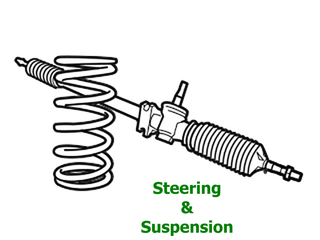 Suspension Amp Steering