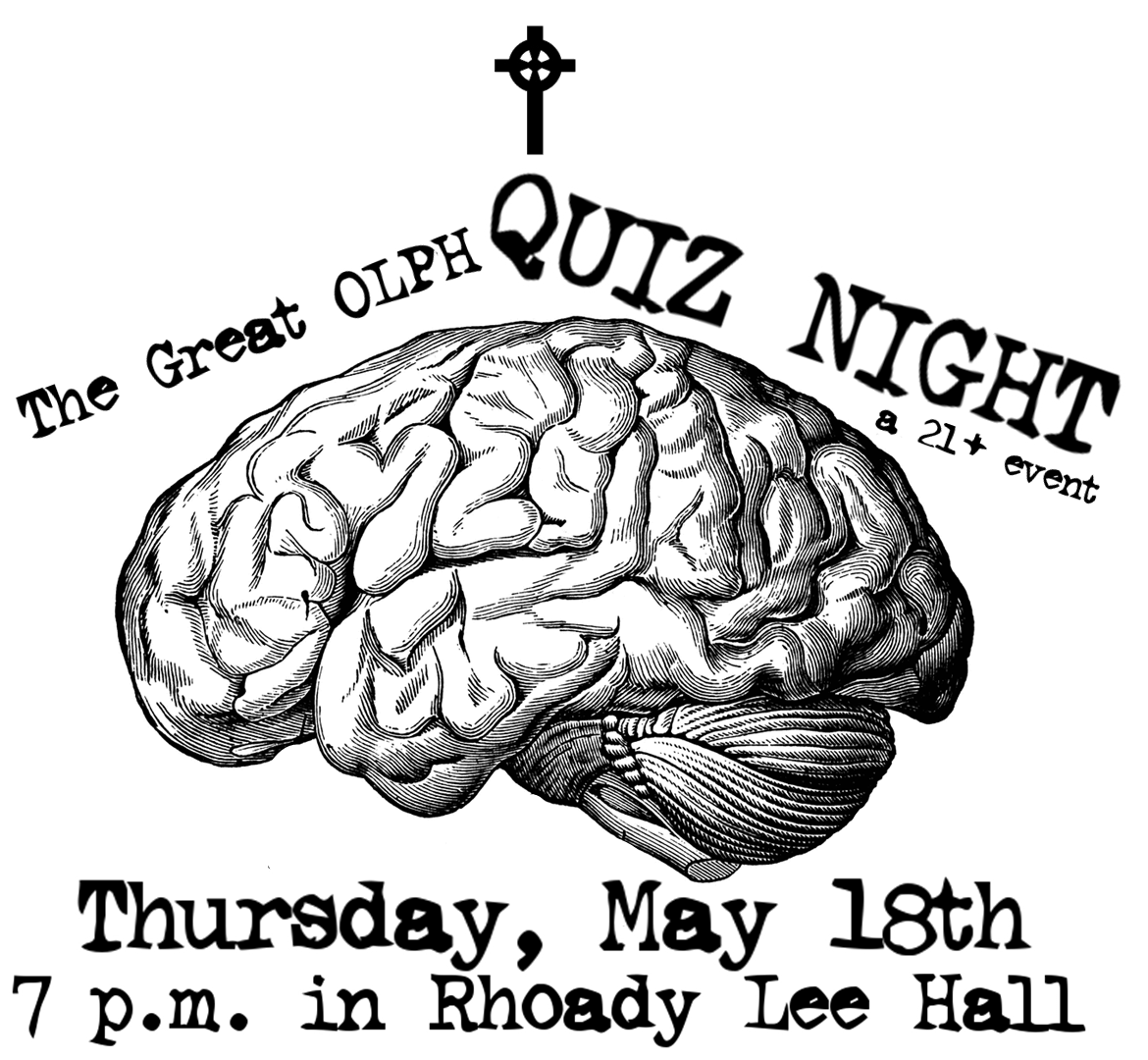 Our Lady of Perpetual Help: The Great OLPH Quiz Night
