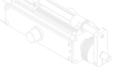 EH-D Electro-Hydraulic Actuator Drive