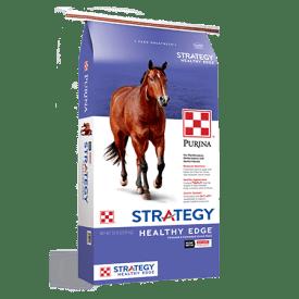 Purina Strategy Healthy Edge Horse Feed