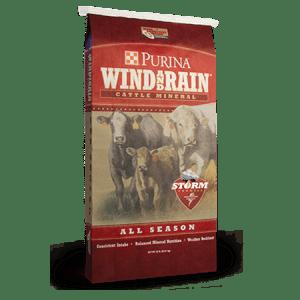 Purina Wind and Rain Cattle