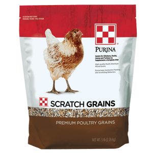 Purina Scratch Grains Poultry