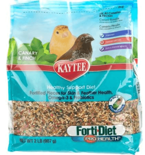 Kaytee Forti-Diet Pro Health Canary & Finch Food