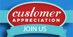 Olsen's Customer Appreciation Day