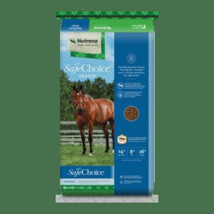 Nutrena SafeChoice Senior Horse Feed