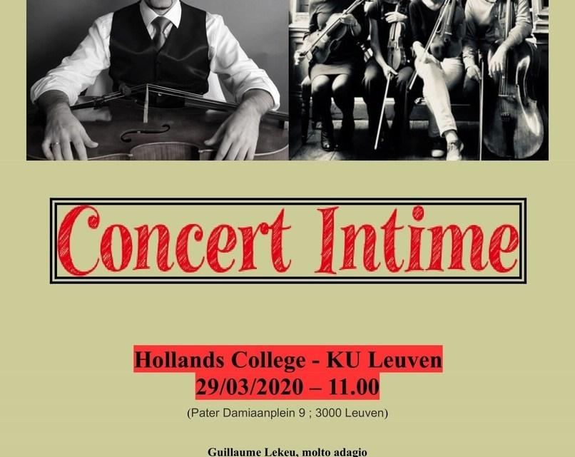 Concert Intime (Leuven)