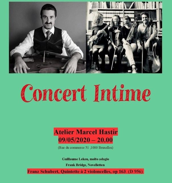 Concert Intime (Brussels)