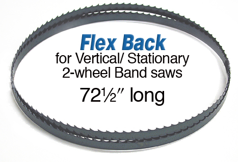 Delta Bandsaw Blades 72 12