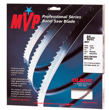 MVP™ Premium Band Saw Blades