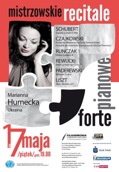 Recital Marianny Humeckiej