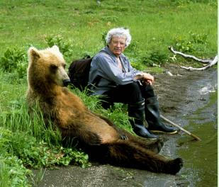 Giovedi 16 ottobre 2008 - Proiezione del film The edge of eden: living with Grizzlies di Jeffe e Sue Turner, Canada, 89'