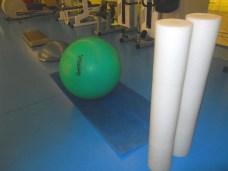 Sala Musculación / Muskulazio gela Abajitabidea